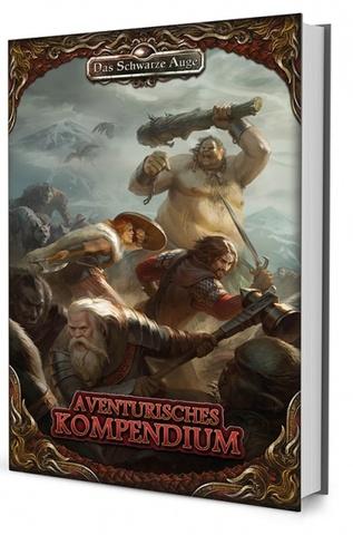 Aventurisches Kompendium (Taschenbuch)
