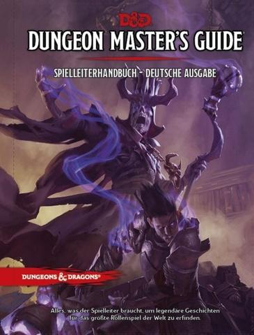 D&D Dungeon Master's Guide - Spielleiterhandbuch