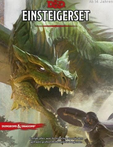 Dungeons & Dragons Einsteigerbox