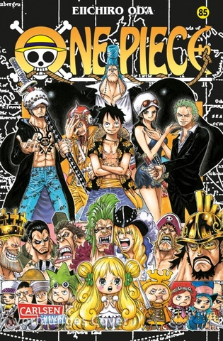 One Piece 85