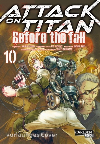 Attack on Titan Fall 10