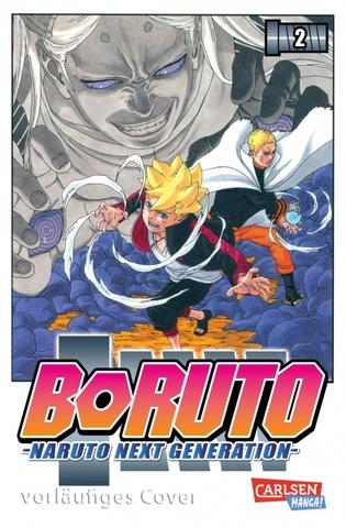 Naruto Boruto 2