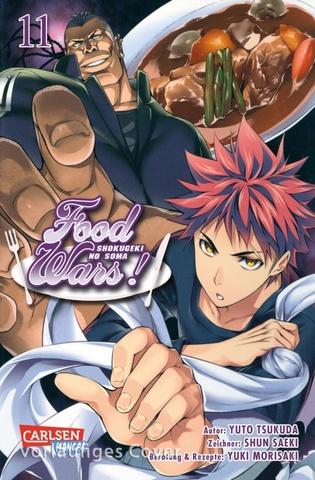 Food Wars 11