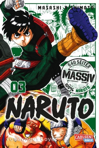 Naruto Massive 3