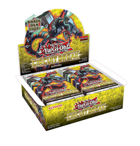 YGO Circuit Breaker Booster DE Fix24