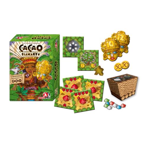 Cacao 2. Erweiterung – Diamante