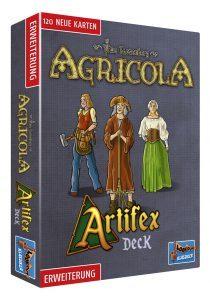 Agricola - Artifex Deck