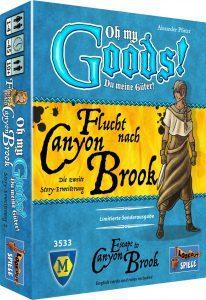 Oh my Goods! - Flucht nach Canyon Brook