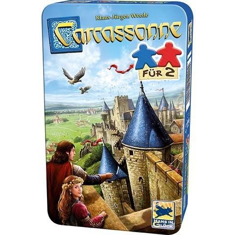 Carcassonne, Für 2