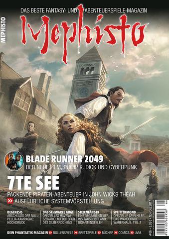 Mephisto 66 November/Dezember 2017