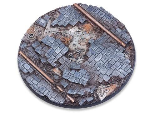 Ancient Machinery Bases - 130mm 1