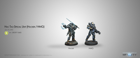Hac Tao Special Unit (Hacker / HMG)