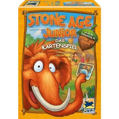 Stone Age jr., Das Kartenspiel