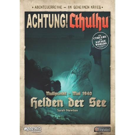Achtung! Cthulhu - Helden der See