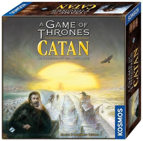 Catan - A Game of Thrones
