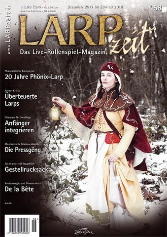 LARPzeit #58 (Dez. 2017 - Feb 2018)
