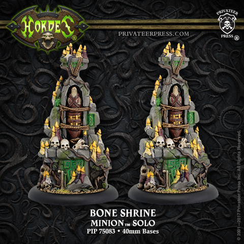 Minion Bone Shrine RESINBlister