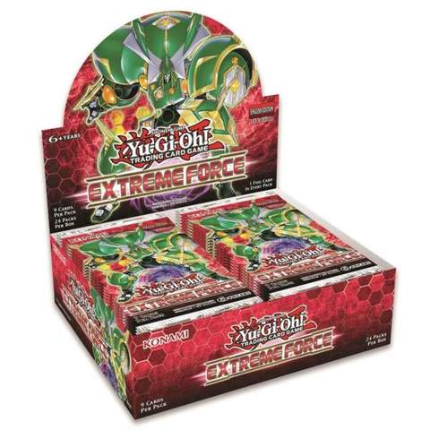 YGO Extreme Force Booster DE Fix24
