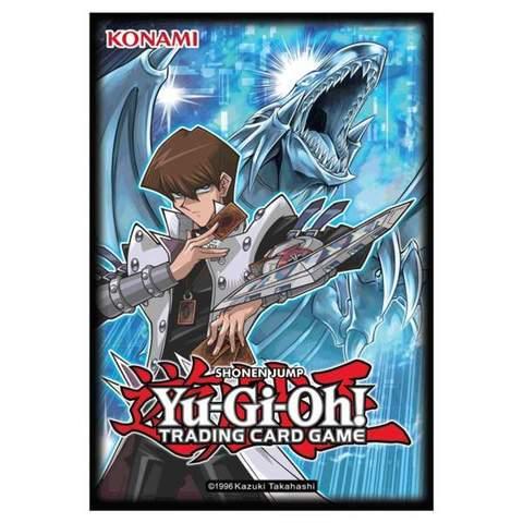 YGO Card Sleeves Kaiba (50)