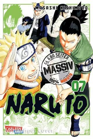 NARUTO Massiv 7