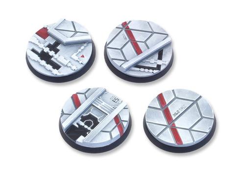 Starship Bases - 40mm
