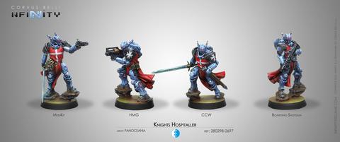 Knights Hospitaller box