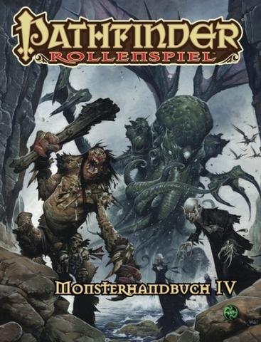Pathfinder Monsterhandbuch 4 (Taschenbuch)