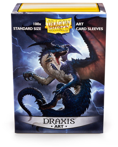 DS: ART SLEEVES CLASSIC (100) DRAXIS