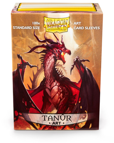 DS: ART SLEEVES CLASSIC (100) TANUR