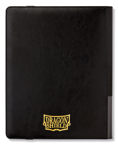 DS:Card Codex 360 Portfolio - BLACK