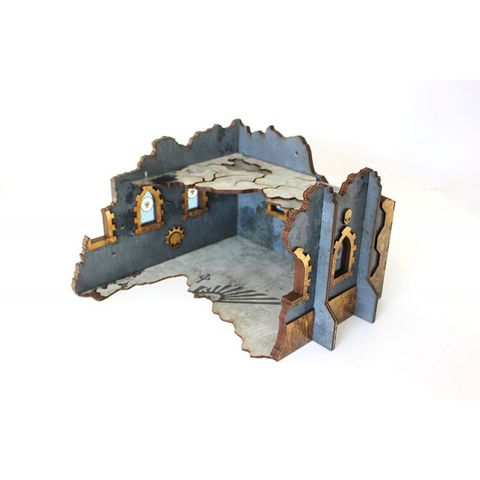 RUINED FORTRESS