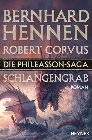Die Phileasson-Saga - Schlangengrab Roman