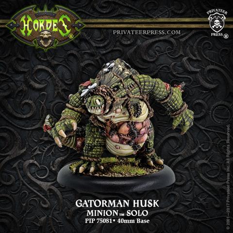 Minion Gatorman Husk RESINBlister Pack