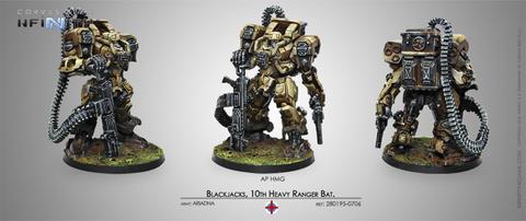 Blackjacks, 10th Heavy Ranger Bat. (AP HMG) Box