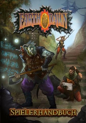 Earthdawn Spielerhandbuch (Taschenbuch)