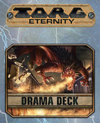 TORG Eternity Drama Deck