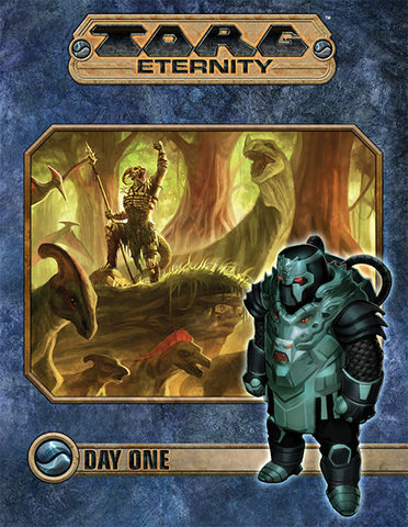 TORG Eternity Day One Adventures