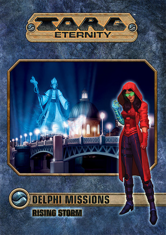 TORG Delphi Missions - Rising Storm