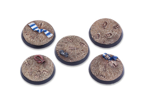 Bloody Sports - Muddy Pitch Bases - 32mm (5)